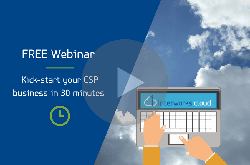 Kick-start your CSP business in 30 minutes 7