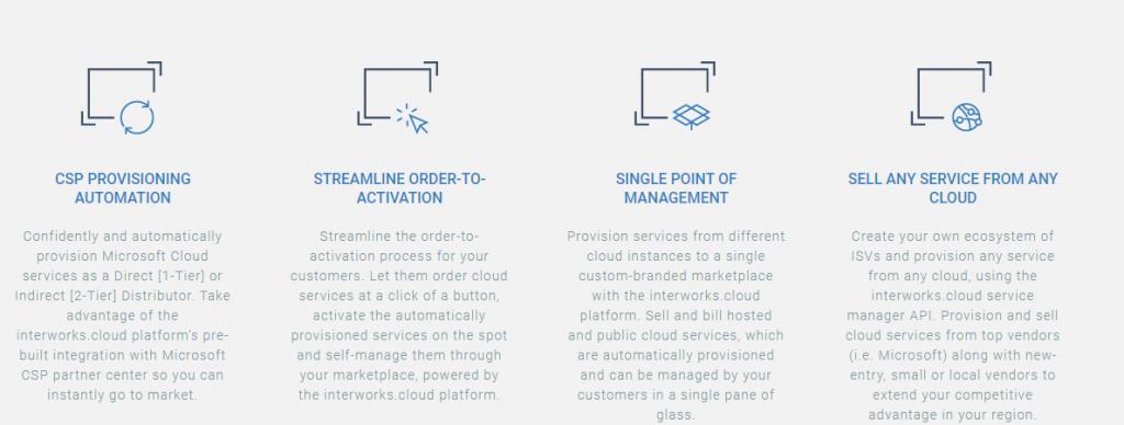 csp provisioning automation